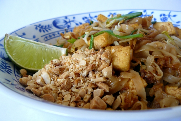 thai tofu recept